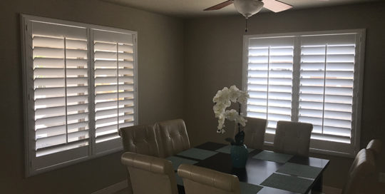 Residential Window Shutters in Lake Havasu City