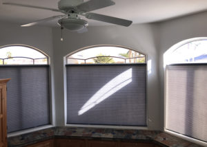 Arched Window Blinds in Lake Havasu City